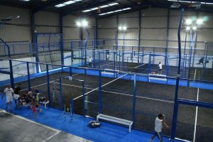 Foto Padel Box Indoor Mallorca