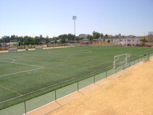Foto Polideportivo Municipal de Gelves