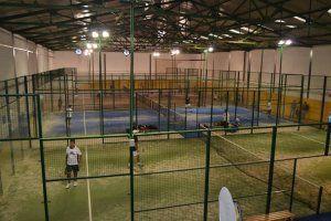 Foto Padel Indoor Huelva Puerto