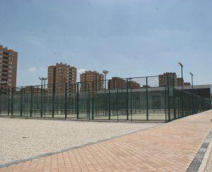Foto Complejo Deportivo Parla Este - Supera