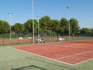 Foto Pistes de tennis Alpicat