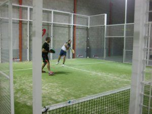 Foto Padel Indoor La Comarca