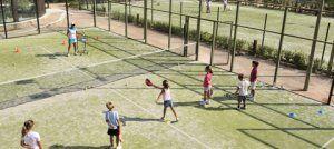 Foto Club de Tenis y Padel La Colina