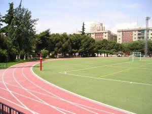 Foto Centro Deportivo Municipal Concepción