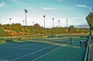 Foto Club Tennis Ribes (Sant Pere)
