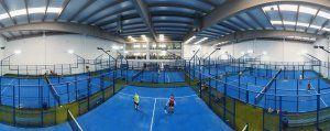 Foto Finura Padel Indoor