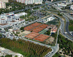 Foto Accentennis Hospitalet de Llobregat