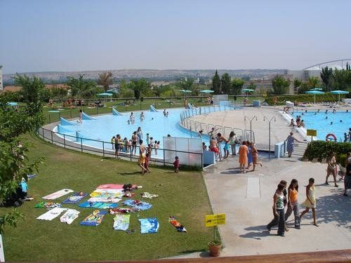 Centro deportivo municipal delicias bombarda zaragoza - Piscinas municipales zaragoza ...