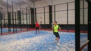 Foto Padel Sport Indoor Getafe
