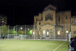 Foto Instal·lacions Esportives Escola Industrial