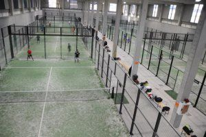 Foto Indoor Padel Bages