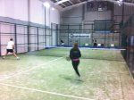 Foto Padel Indoor Barbastro 1
