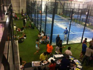 Foto Padel Tie Break