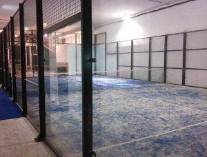 Foto Padel Indoor Sitges