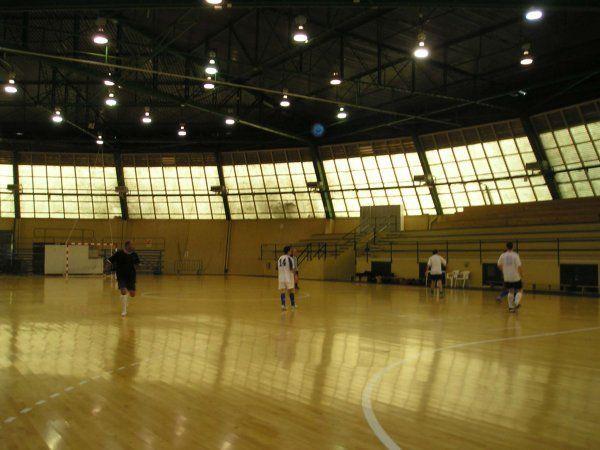 Centro deportivo municipal san blas madrid pistaenjuego for Piscina municipal arganzuela