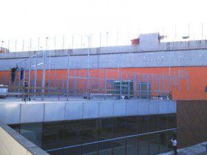 Foto Poliesportiu Municipal l'Espanya Industrial
