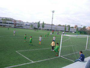 Foto Centro Deportivo El Saladillo