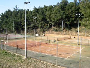 Foto Club de Tennis Les Argelagues