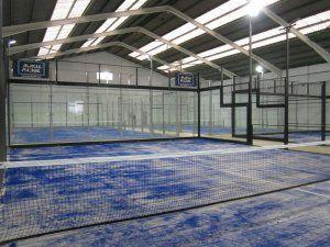 Foto Padel Indoor Castellbisbal