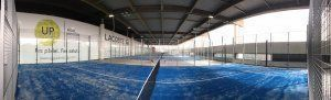 Foto UP Padel Indoor Badalona