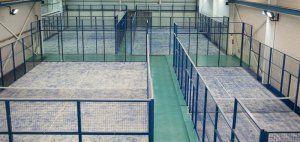 Foto One Padel Indoor Guadalajara