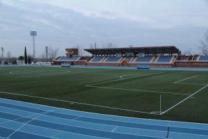 Foto Polideportivo Dehesa de Navalcarbón