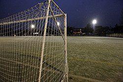 Foto Polideportivo Municipal El Pradillo
