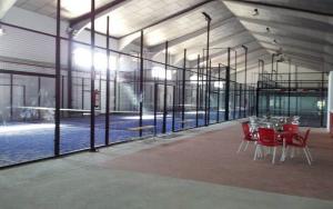 Foto Pádel Indoor CR5