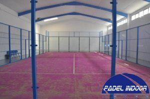 Foto Padel Indoor Jerez