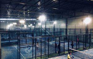 Foto Pablo Semprún Sport Center