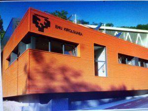 Foto Instalaciones Deportivas Universidad del País Vasco