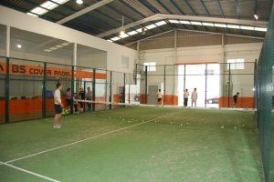 Foto BS Cover Padel