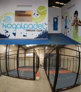 Foto Nogalpadel Indoor Club