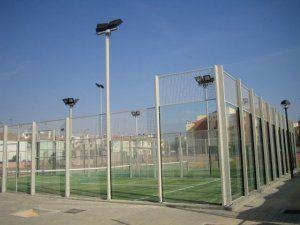 Foto Centro deportivo municipal Alberto Maestro