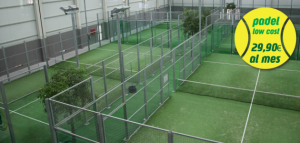 Foto Fit Point Padel Indoor Son Rossinyol