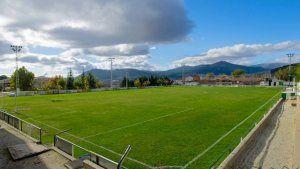 Foto Polideportivo Municipal Cebreros