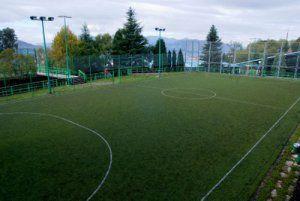 Foto Polideportivo Municipal de Artxanda