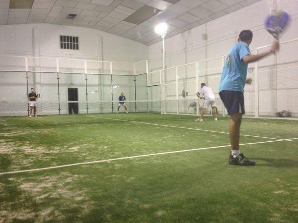 Padel Indoor 24h - Cuarte de Huerva | PistaEnJuego