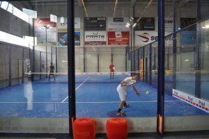 Foto Padel Indoor Lleida