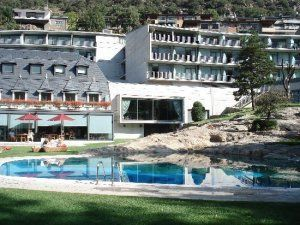 Foto Andorra Park Hotel Padel