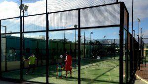Foto Centro de Ocio Santa Rosa - Hyde Padel Lanzarote