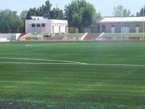 Foto Polideportivo Municipal de Gibraleon