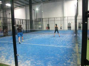 Foto Indoor Padel Vic