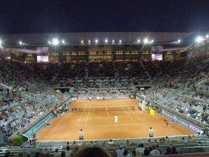 Foto Complejo Deportivo Madrid Caja Mágica