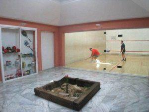 Foto Olimpia Gimnasio-Squash