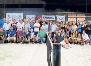Foto Club Padel Mar Dársena Pesquera