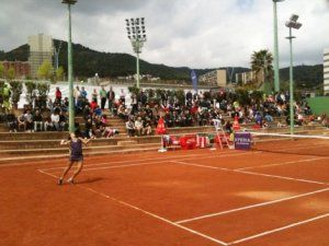 Foto Centre Municipal de Tennis Vall d'Hebron