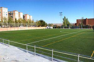Foto Complejo Deportivo Santa Bárbara