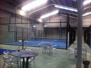 Foto Moonpadel Club Indoor Valmojado