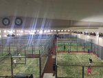 Padel Indoor La Cañada